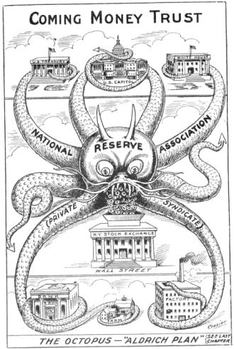 Clairvoyant Political Cartoon circa 2012 by Adam Crozier