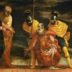 Healing the Centurion's servant by Paolo Veronese, 16th century. Matthew 8:5-13, Luke 7:1-10