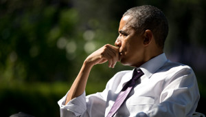 Obama Ponders the lubricant of free trade that the TPP will unleash